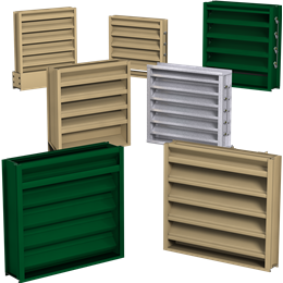 Louvers Operables
