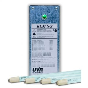 RLM SS Kits UVR Lámpara UVC